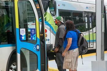 Foothill Transit bus