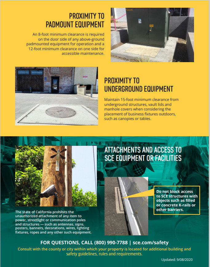 Edison Outdoor Business Operations