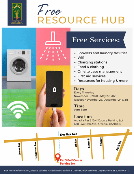 Free Resource Hub and Free Services