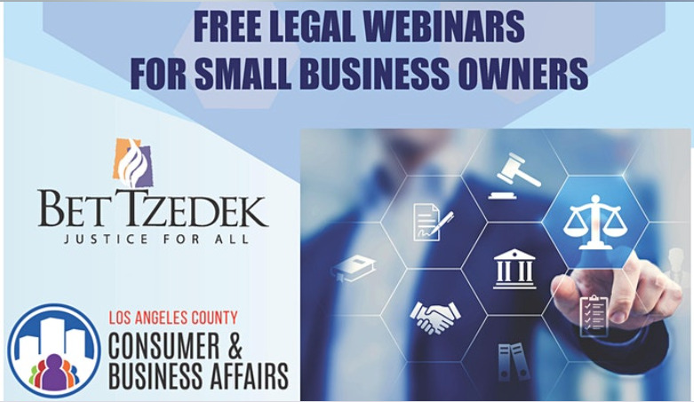 LA Consumer and Business Affairs Bankruptcy Law Webinar