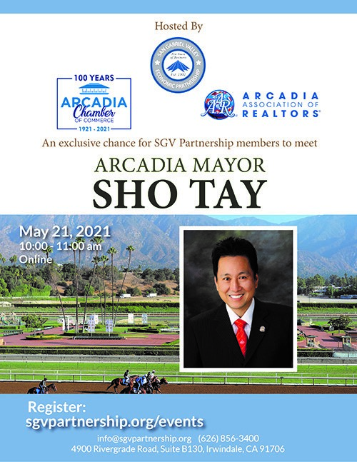 Meet the Mayor Sho Tay