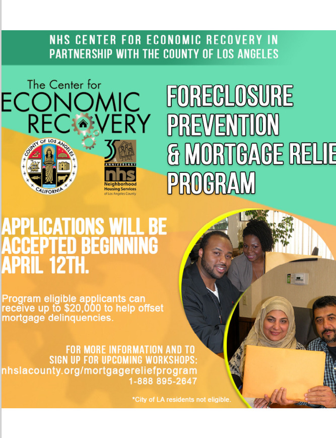 Mortgage Relief Fund