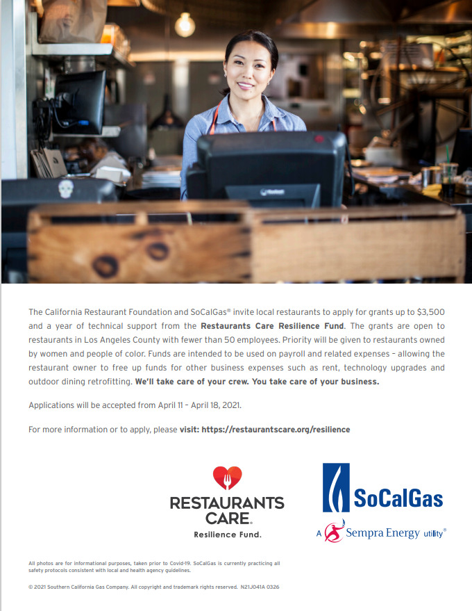 Restaurant Care Resilience Fund