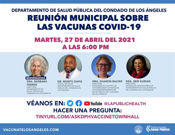 Vaccine-townhall_spanish