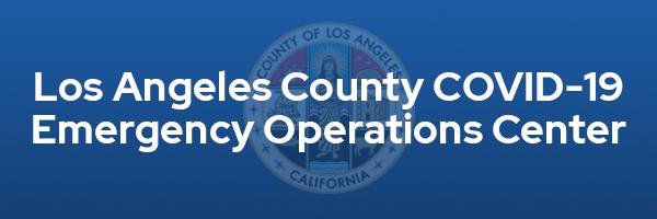 LA County masking guidelines
