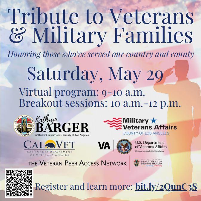 Tribute to Veterans 2021