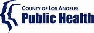 LA County Department of Public Health logo