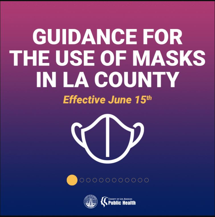 mask guidance for LA County