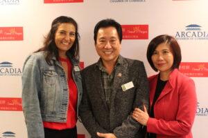 Image of Karen Mac Nair, Sho Tay and Francine Chiu at Connect & Prosper