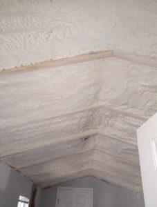 Erenay Design Build spray foam insulation