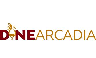 Dine Arcadia Logo Transparent